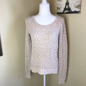 Urban Outfitters Staring at the stars sweater S